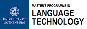 Master's Programme in Language Technology